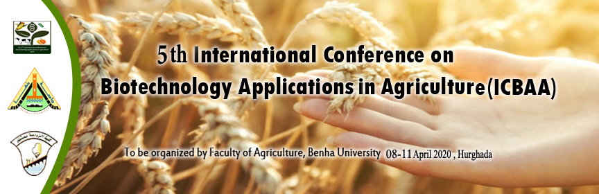 4rd International Conference on  Biotechnology Applications In Agriculture(ICBAA)